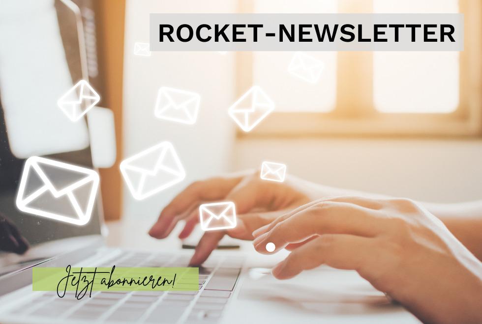 SEO und Social Media Newsletter von Mind & Rocket